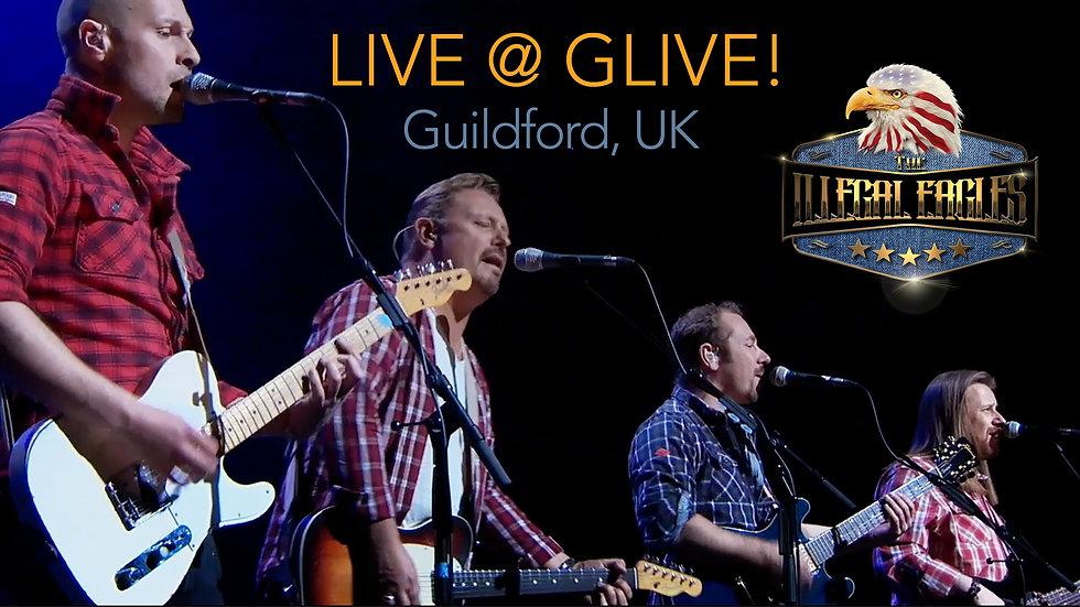 LIVE @ GLIVE!