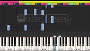 Mad World - Gary Jules - Piano Karaoke Tutorial