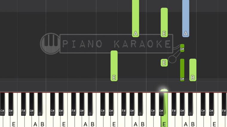 Piano Karaoke - Tutorials