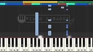 Diamonds - Rihanna - Piano Karaoke Tutorial