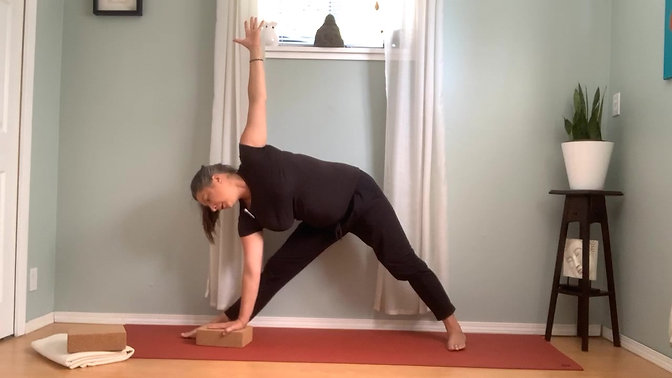Hatha Yoga August Week 2