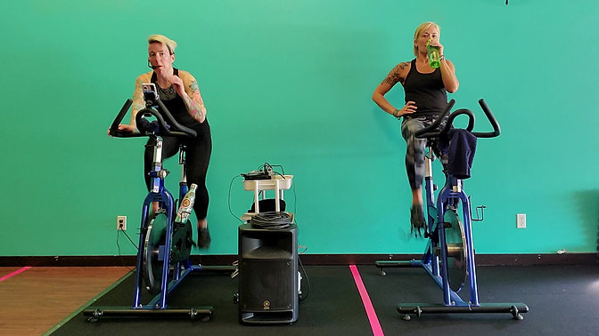 30 Minute Spin Class April