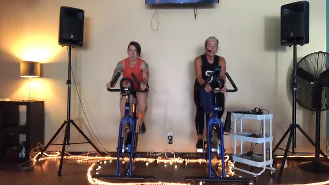 Spin Monday July 27th