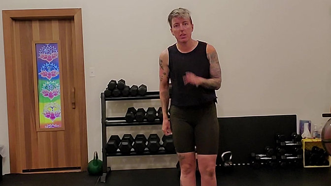 Assets Lower Body Workout