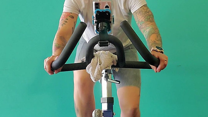 Monday, July 12th 30 Minute Spin
