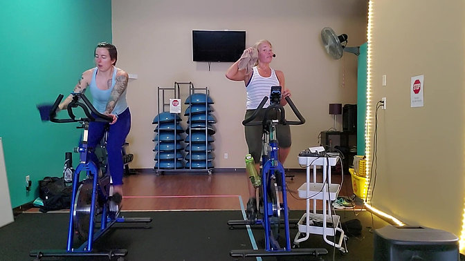 Spin Wed Jan. 6th 2021