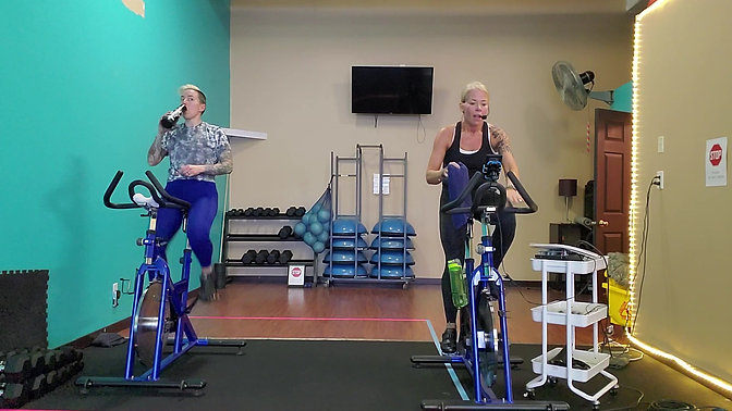 Spin Wednesday Feb 10th