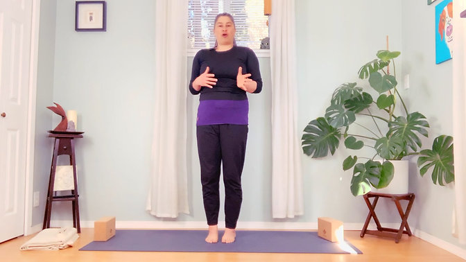 Gentle Yoga April '21