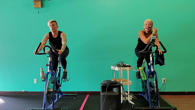 30 Minute Spin April 21st