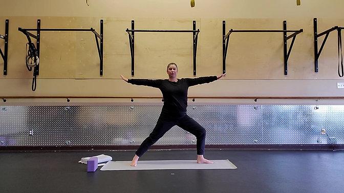 Coast @ Home: Hatha Yoga