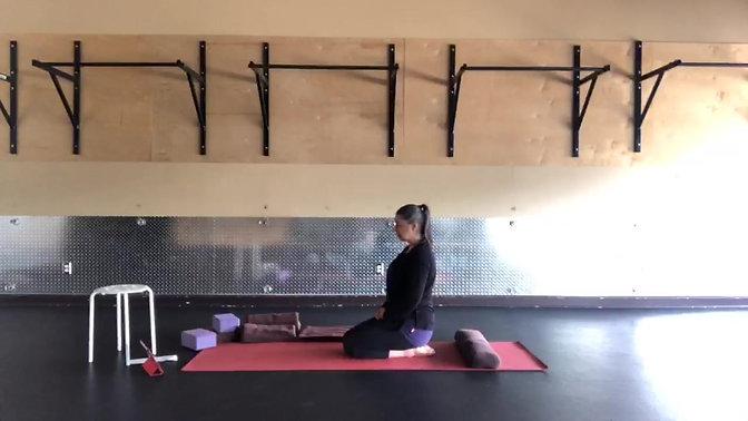 Restore Yoga May 29th