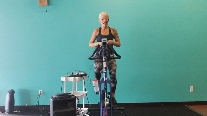 30 Minute Spin June 16th