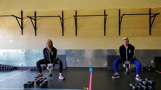 Lower Body Workout April '21