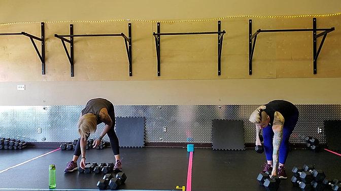 Upper Body & Core Workout April '21