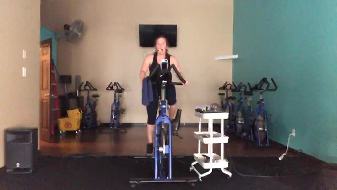 Spin- Monday October 19