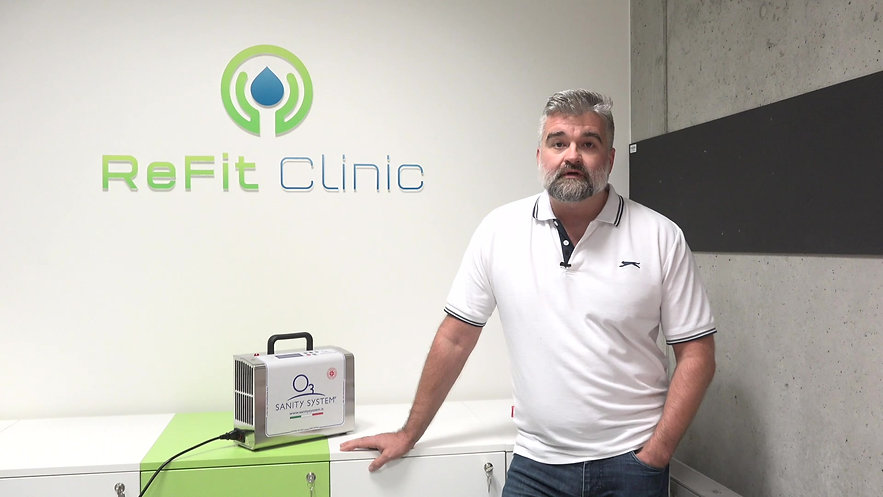 SanitySystem KlinikaReFit
