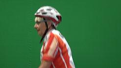 Défi N°3 J.Riollot à bicyclette