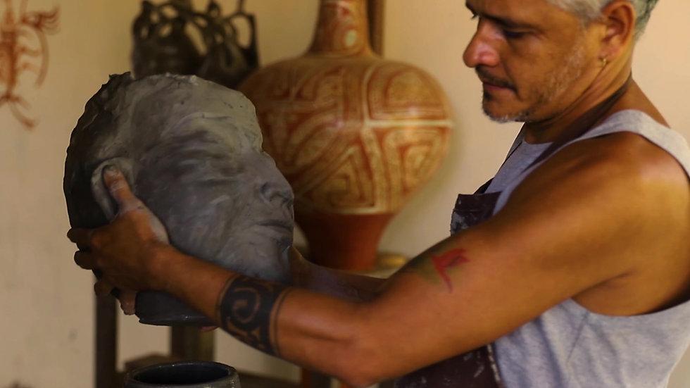 Ronaldo Guedes, sobre a Arte, o Mangue e as Pessoas.