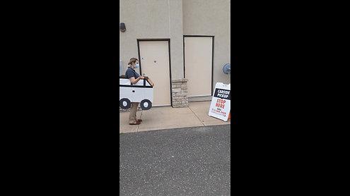 Car-Side Pickup