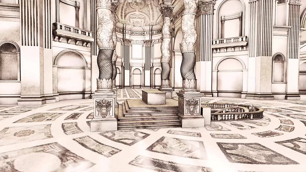 3D Shot - RAI: Stanotte a San Pietro