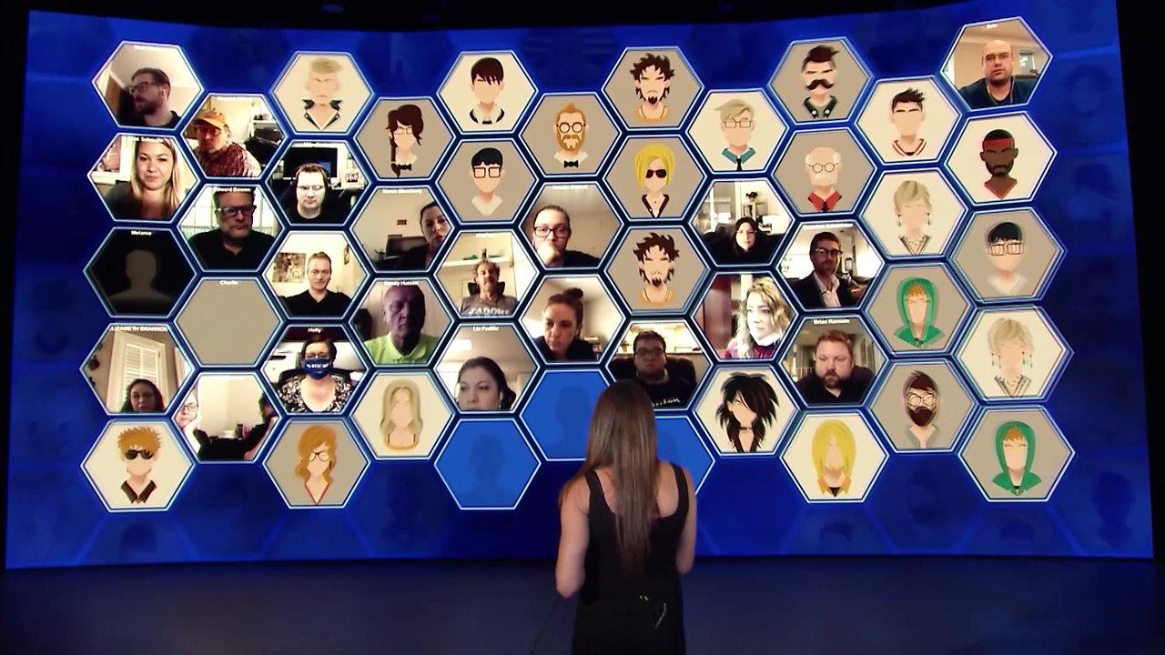 Virtual Crowd Teaser