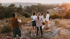 Meet The Team   Nomadic Love - Behind The Scenes At The Styled Shoot