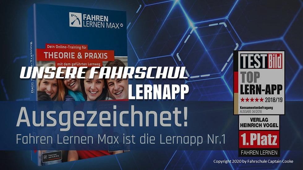 Fahrschul-Software Fahren Lernen Max