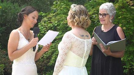 Shannon + Morgan // Oamaru Wedding Highlights