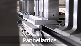 Automatic Panel Bender