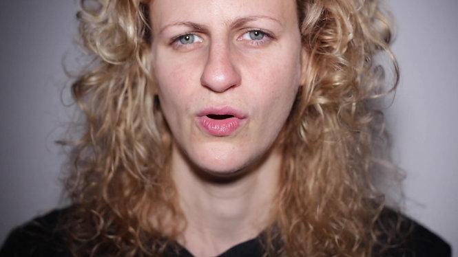 Let's meet Nadia Migdal