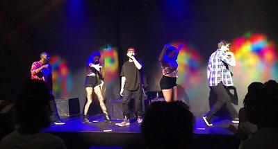 Live Promo - De La Creme