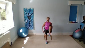 Fitness Pilates Standing/Chair