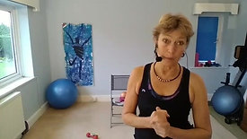 Mellow Moves Weights and Abdominals