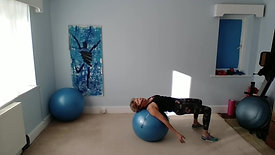 Total Body Workout FITBALL