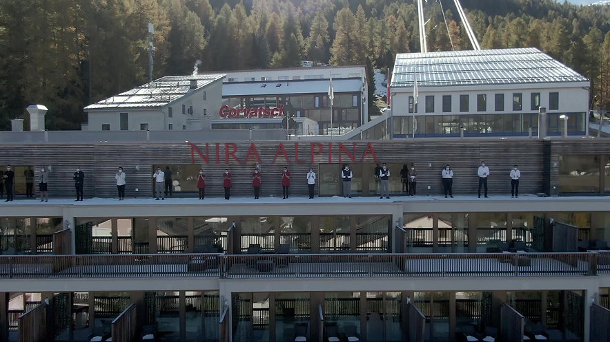 Hotel Nira Alpina Surlej