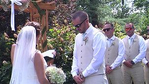 Ourdoor Wedding Ceremony