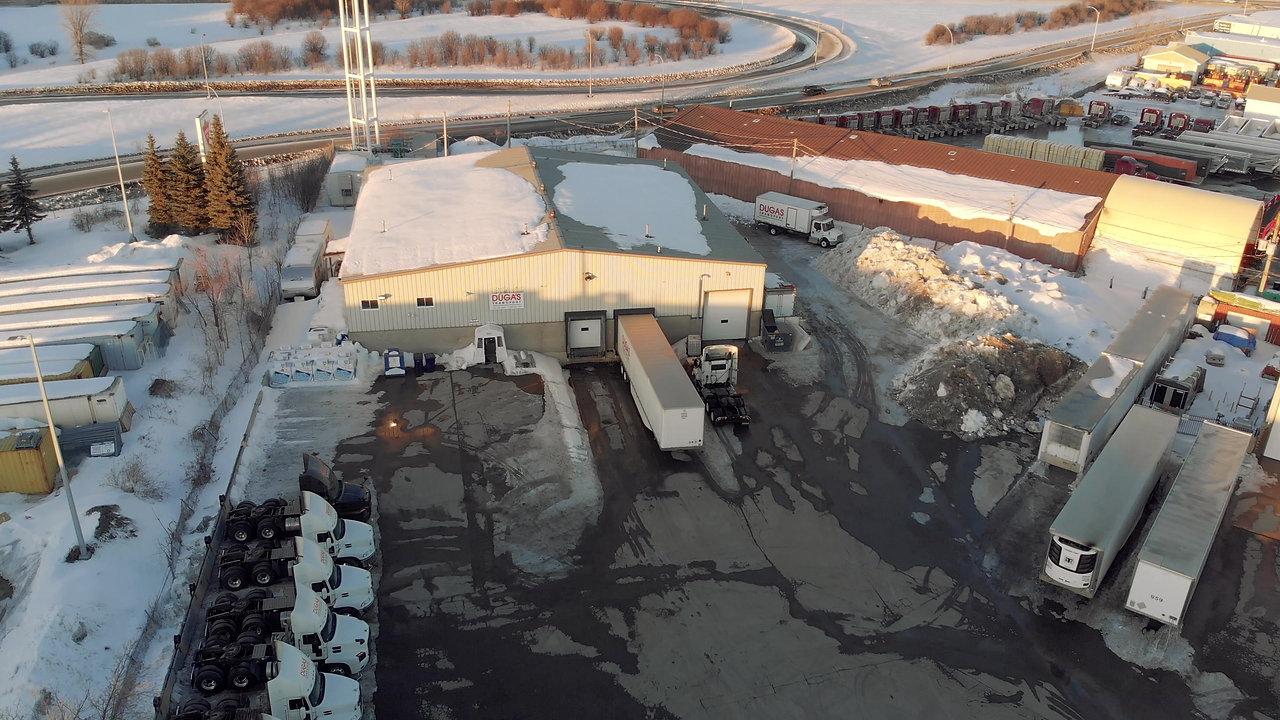 Flotte camion Dugas Transport