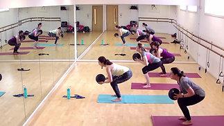 Barefoot Workout (Fundamentals)