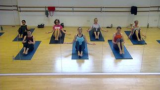 Pilates Flow Series 9  -