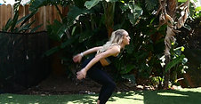 Hannah Joy Fitness: 180° Jump Squats