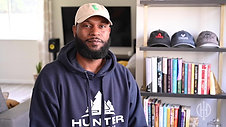 Interview with founder, Marlon Hunter