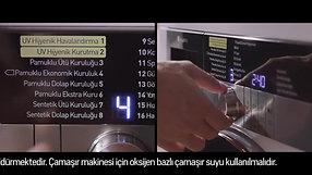Arçelik Ultra Hijyen Serisi I Çamaşır ve Kurutma Makineleri