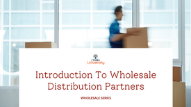 Introduction To Wholesale Distribution Partners