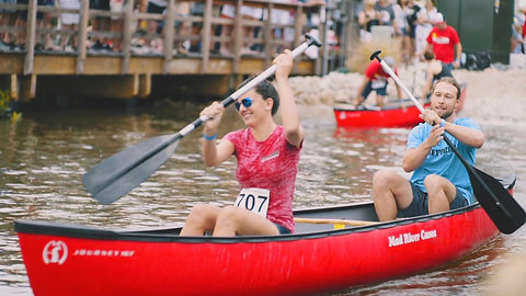 42nd Annual Great Dock Canoe Race Aftermovie!