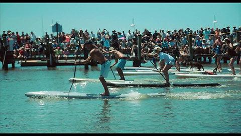 41st Annual Great Dock Canoe Race Aftermovie!