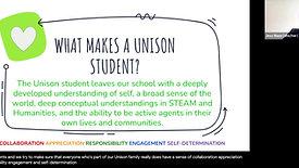 Intro to UA Unison