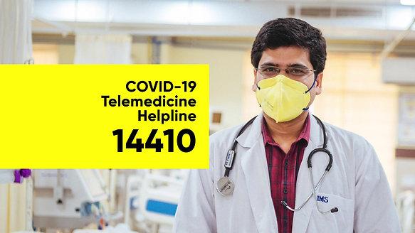 COVID-19 Helpline