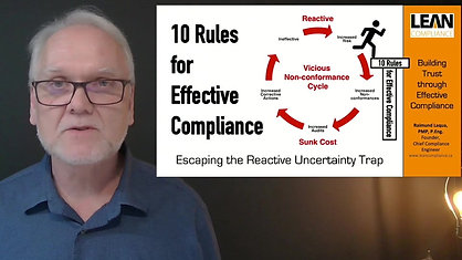 LC-10 Rules For Effective Compliance-Promo