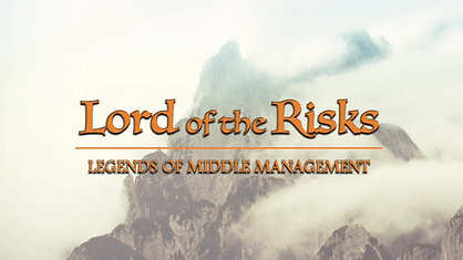 Lord of the Risks - 5 Principles