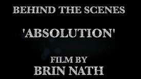 Behind the scene for Short film 'Absolution'